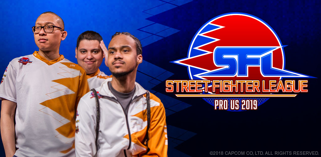 STREET FIGHTER LEAGUE: Pro-US 2019 Season 1, Episode 7: Week Seven Recap