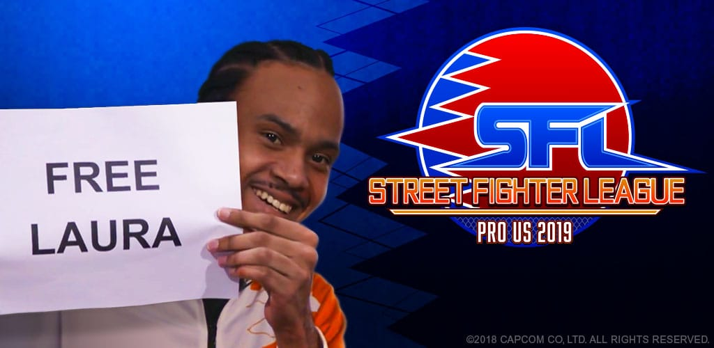STREET FIGHTER LEAGUE: Pro-US 2019 Season 1, Episode 8: Week Eight Recap