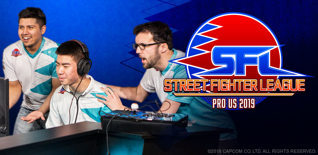 STREET FIGHTER LEAGUE: Pro-US 2019 Season 1, Episode 9: Week Nine Recap