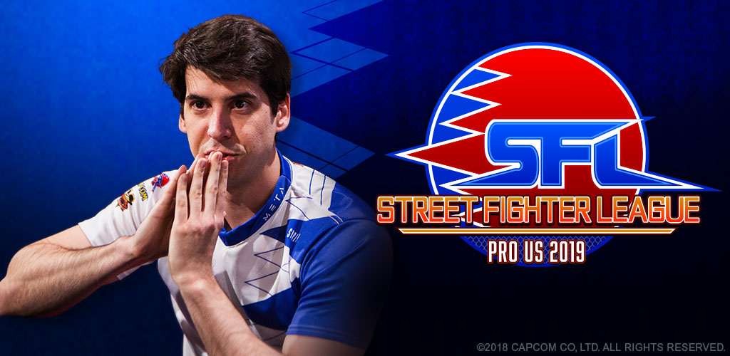 STREET FIGHTER LEAGUE: Pro-US 2019 Season 1, Episode 10: Week Ten Recap