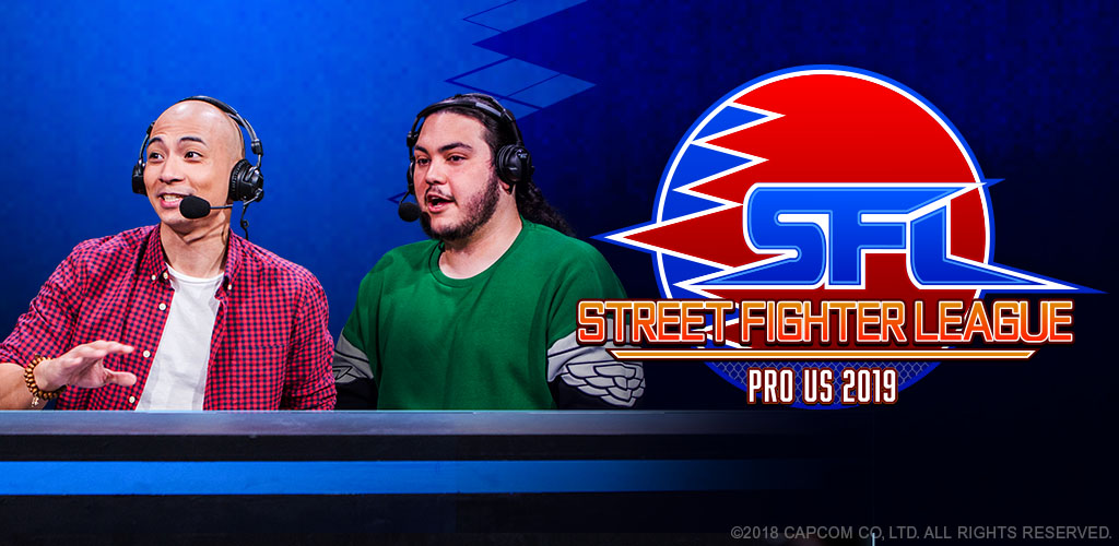 STREET FIGHTER LEAGUE: Pro-US 2019 Season 1, Episode 11: Week Eleven Recap