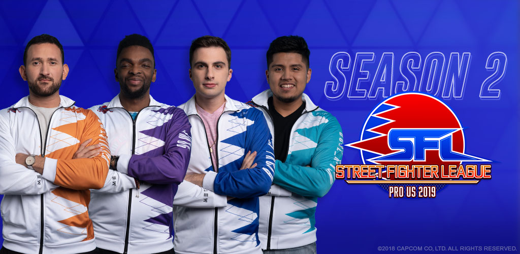 STREET FIGHTER LEAGUE: Pro-US 2019 Season 2, Episode 1: Draft Day Recap