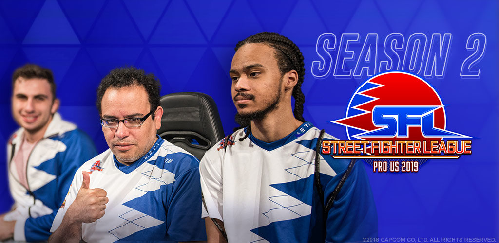 STREET FIGHTER LEAGUE: Pro-US 2019 Season 2, Episode 5: Week Five Recap