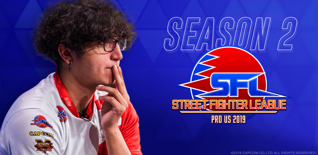 STREET FIGHTER LEAGUE: Pro-US 2019 Season 2, Episode 6: Week Six Recap