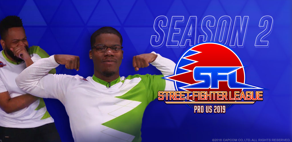 STREET FIGHTER LEAGUE: Pro-US 2019 Season 2, Episode 9: Week Nine Recap