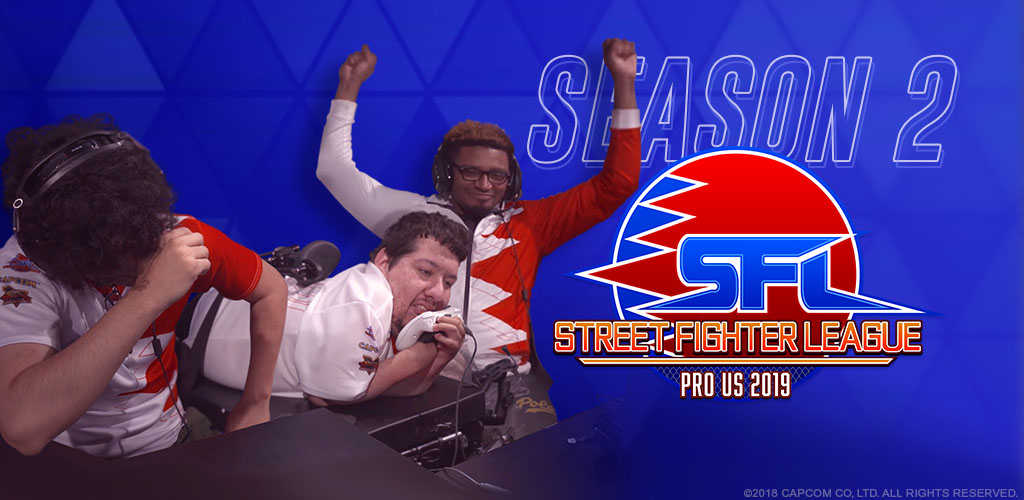 STREET FIGHTER LEAGUE: Pro-US 2019 Season 2, Episode 10: Week Ten Recap