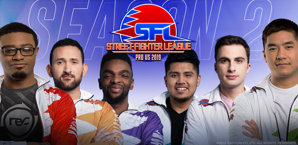 STREET FIGHTER LEAGUE: Pro-US 2019 Season 2, Episode 12: Playoffs Recap