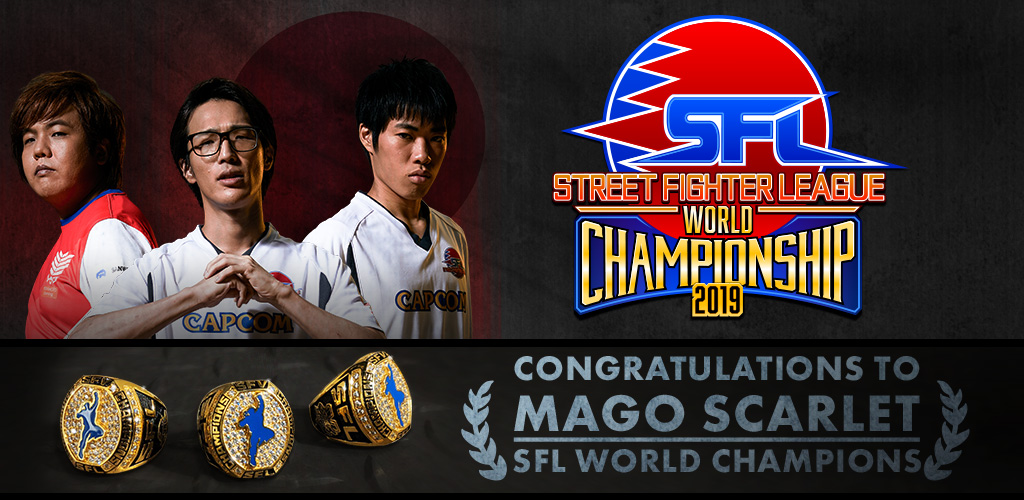 STREET FIGHTER LEAGUE: World Championship 2019 Recap