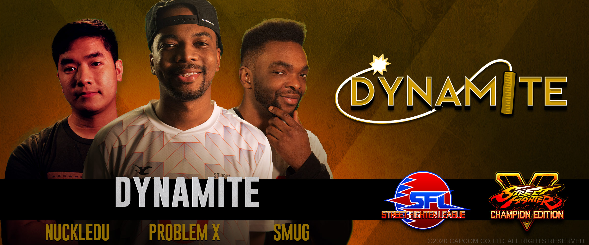 Introducing Team Dynamite