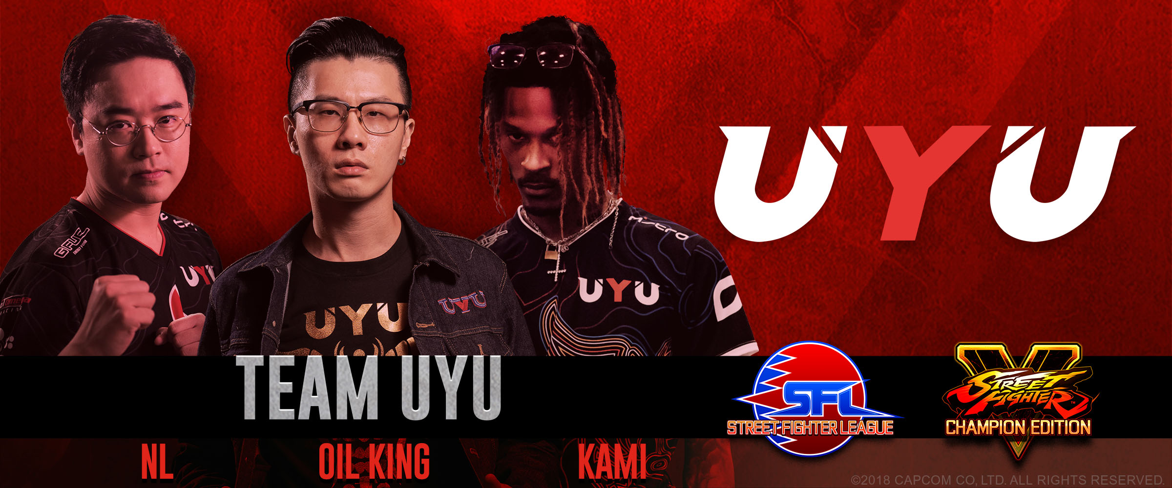 UYU Joins Street Fighter League Pro-US 2020